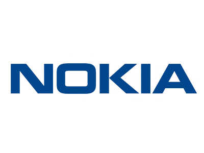 Logo for nokia